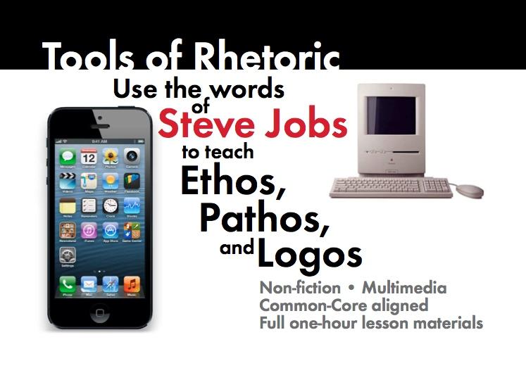 teaching ethos pathos logos high school