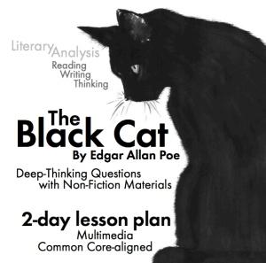 Edgar Allan Poe The Black Cat Thesis